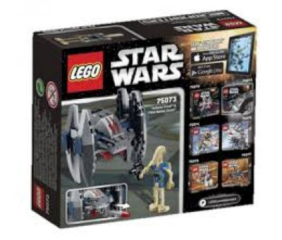 LEGO 75073 Vulture Droid Microfighter