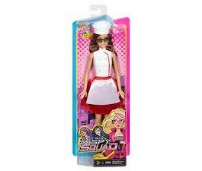 Barbie Teresa Spy Squad Secret Agent Doll