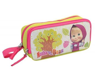 Masha The Bear Kalem Çantası