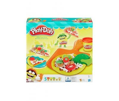 Play-Doh Pizza Partisi B1856 Hasbro